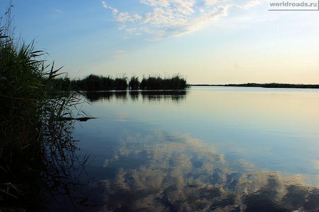 Весёловское водохранилище