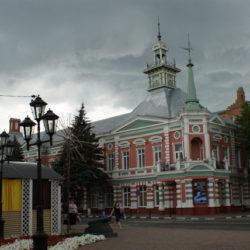 Азов – старинный город Дона