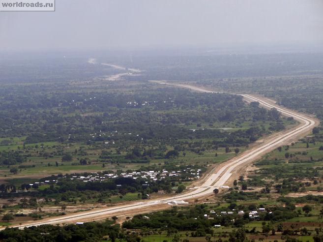 Дороги Мьянмы
