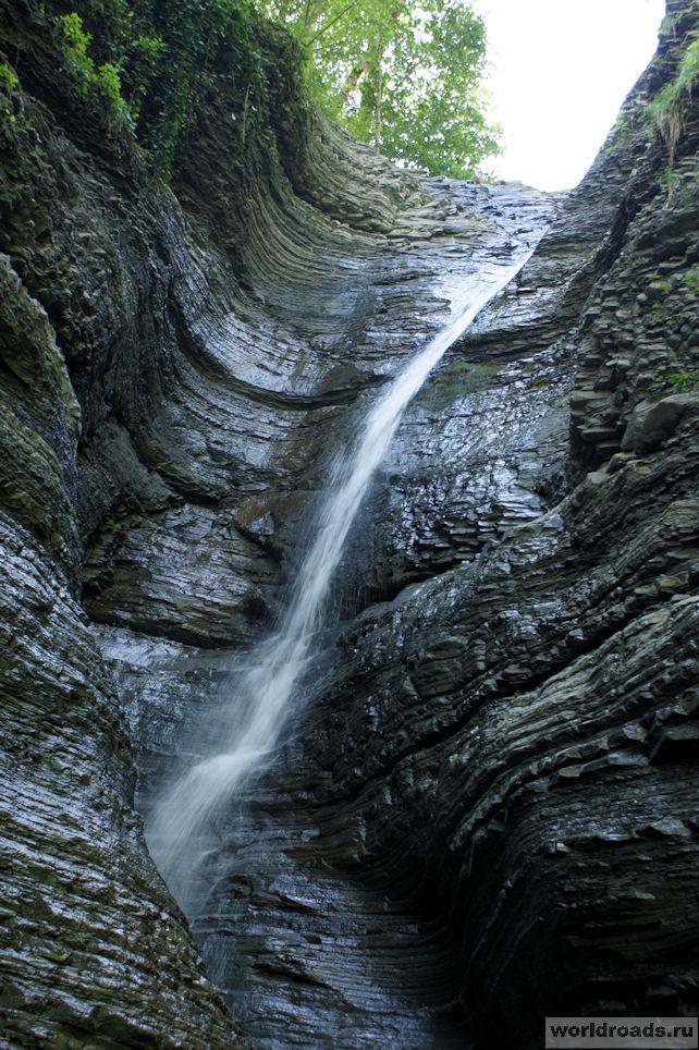 Водопады Аше