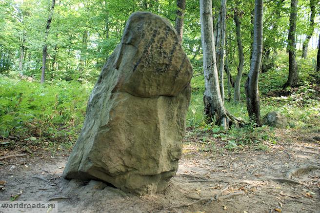 Камень мужской силы