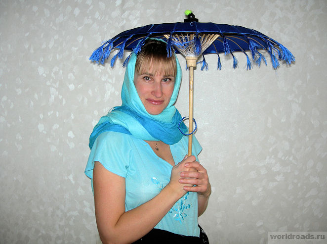 Зонтик от солнца