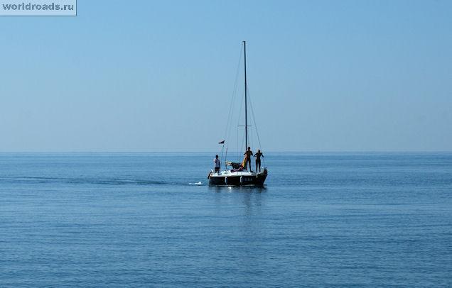 Морская экскурсия скала Киселева