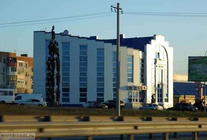 Байк-отель в Каменске-Шахтинском