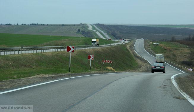 Дороги в Тульской области