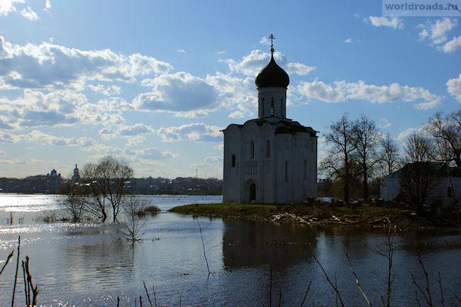 Церковь Покрова на Нерли