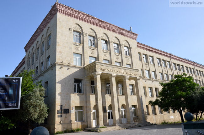 Баку  Википедия