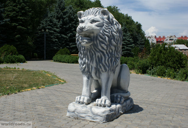 Львы Батайска