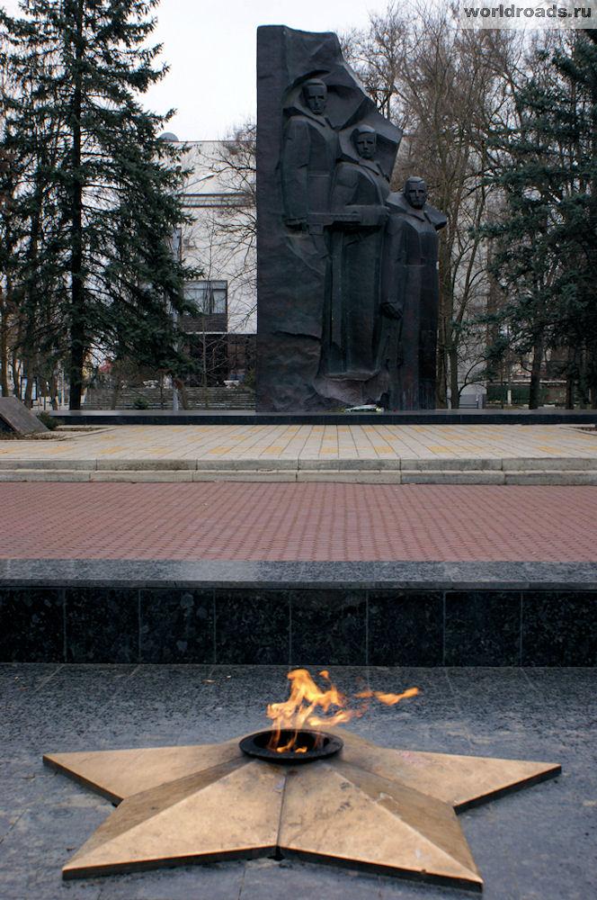 Вечный огонь Батайск
