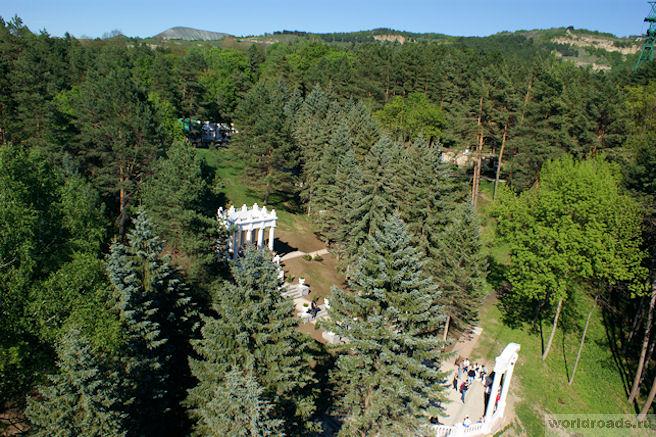Курортный парк Кисловодск