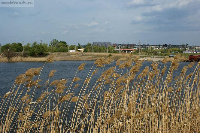Ангарский пруд в Волгограде