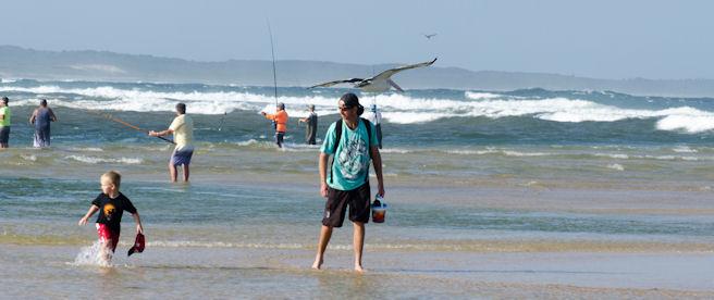 Океан в Австралии