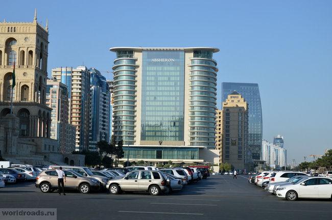 Отель Абшерон