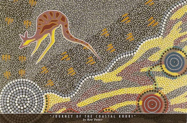 искусство австралийских аборигенов