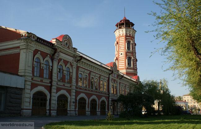 Пожарная каланча Волгоград