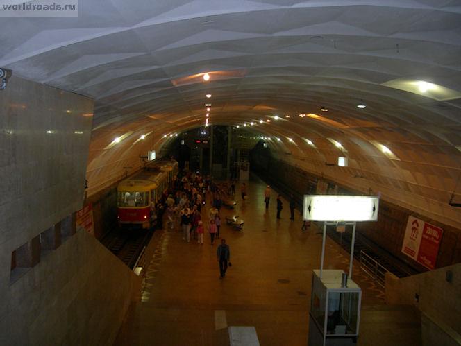 Подземный трамвай