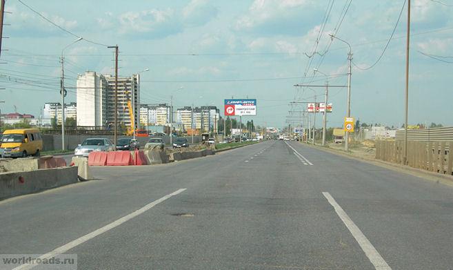 Дороги Волгограда