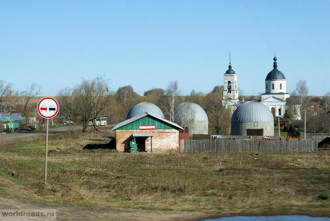 Церковь Николая Чудотворца Кутуково