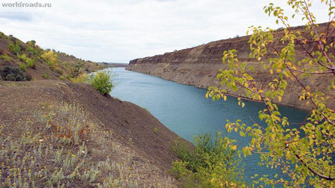 Длинный каньон Каменский район