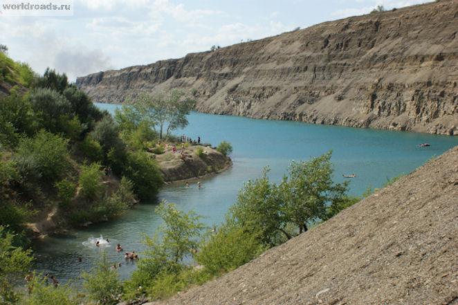Длинное озеро Каменский район