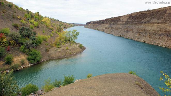 Длинный каньон