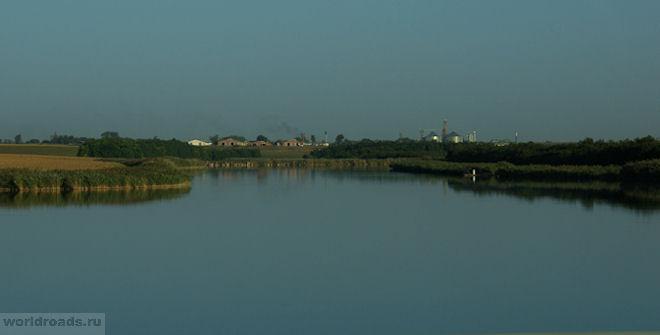 Реки Кубани