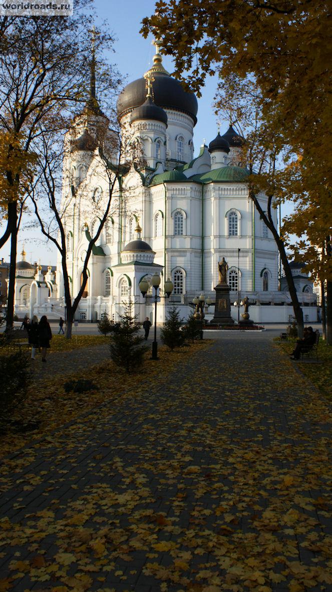 Воронеж Благовещенский кафедральный собор