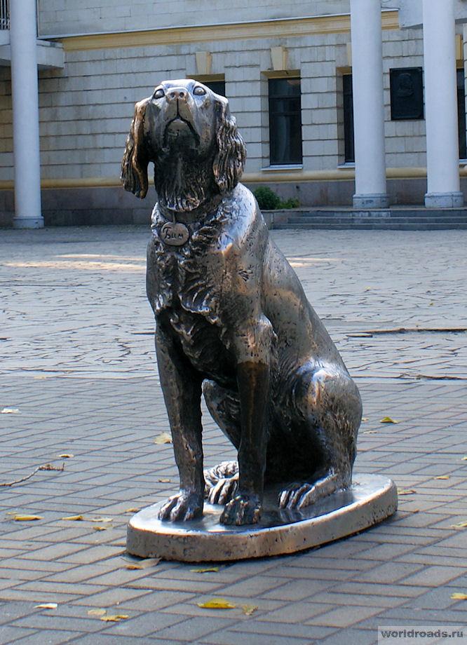 Памятник Биму