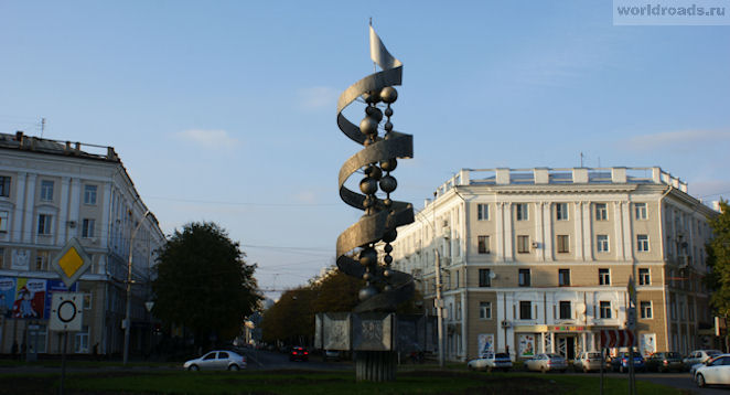Памятник ДНК