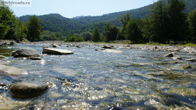 Река Псебе