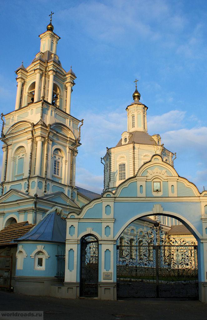 Воронеж Введенский храм