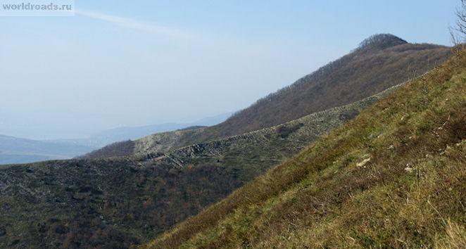 Горы Геленджика