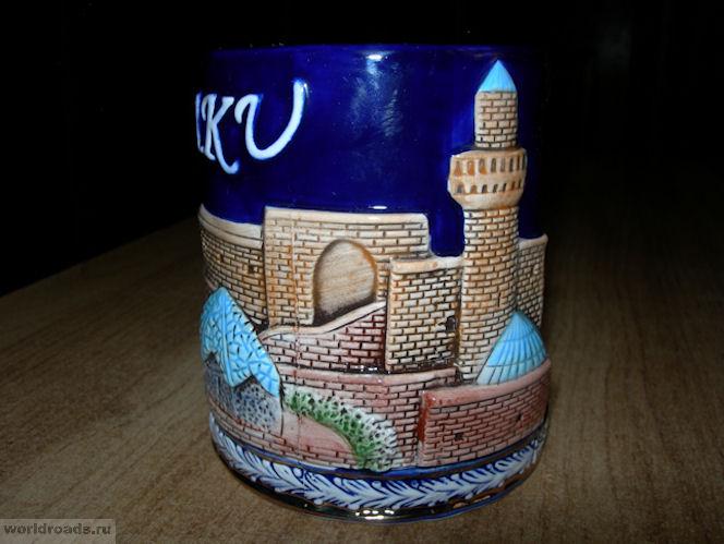 Кружка из Баку
