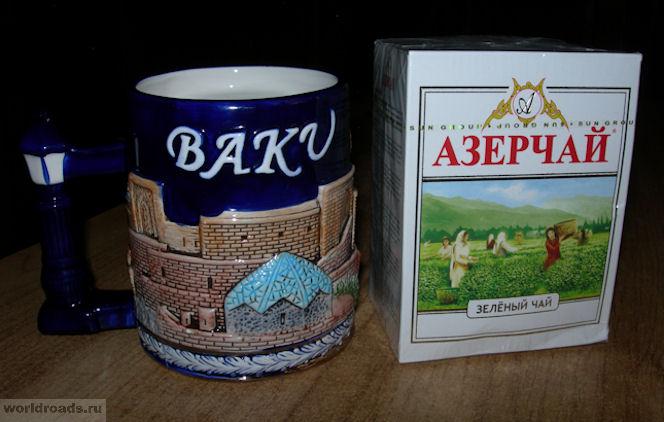 азербайджанские сувениры