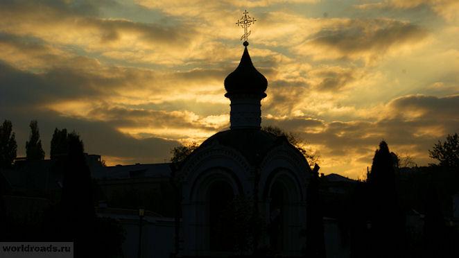 Алексиево-Акатов монастырь