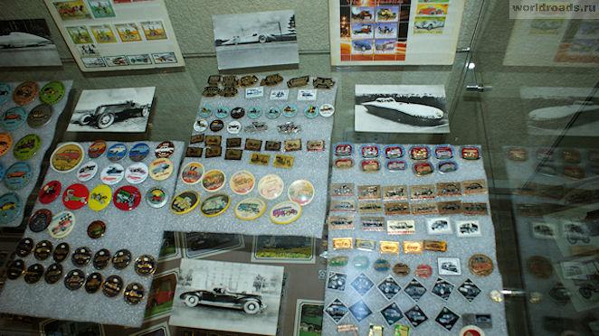 Значки автомобильной тематики