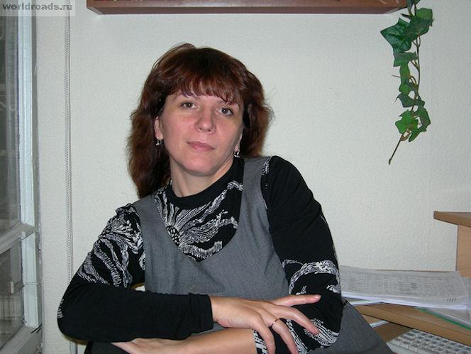 Ирина Владимировна Моисеева