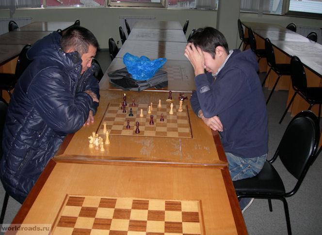 Дворец Шахмат