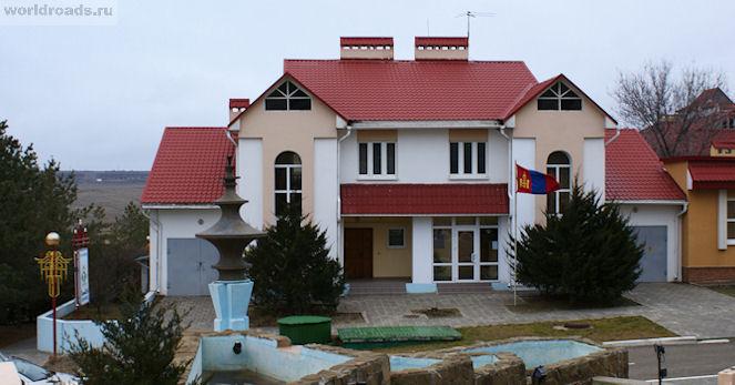 Консульство Монголии