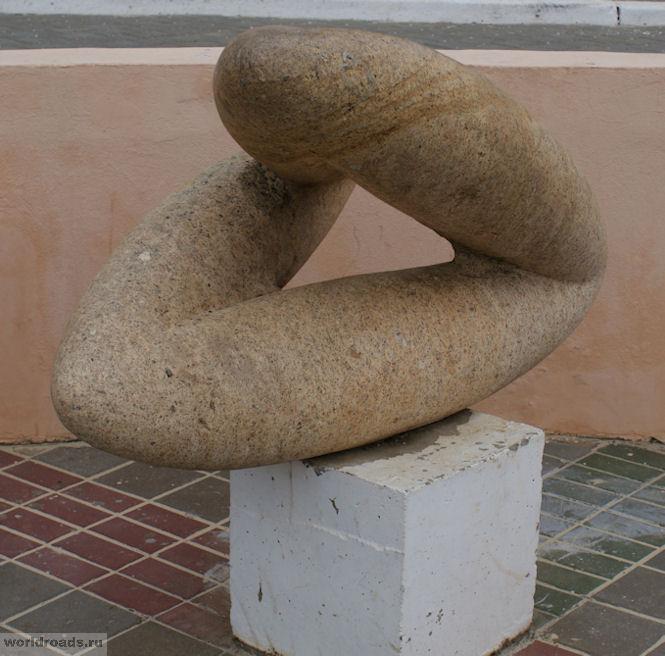 Скульптуры Города Шахмат