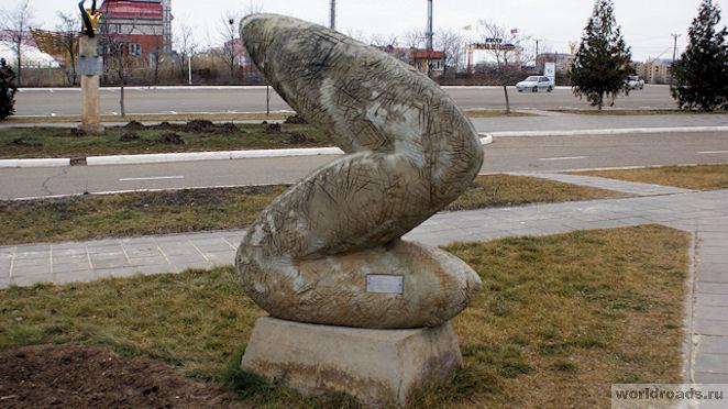 Скульптура Цейтнот