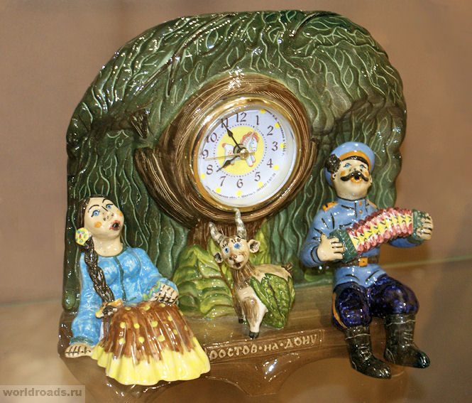 Часы Ростовского часового завода