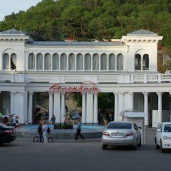 Достопримечательности Кисловодска: Колоннада