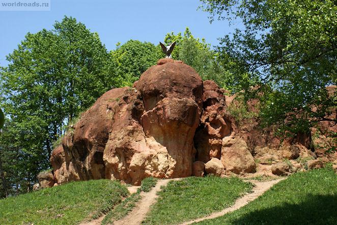 Красные камни Кисловодск
