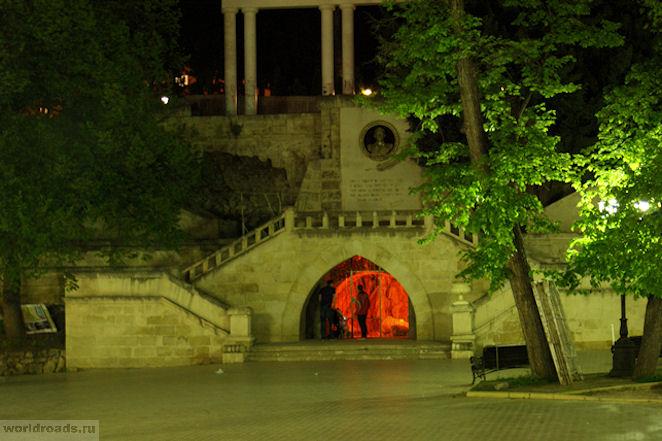 Лермонтовская площадка Кисловодск
