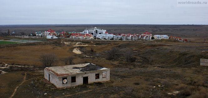 Город Шахмат Элиста