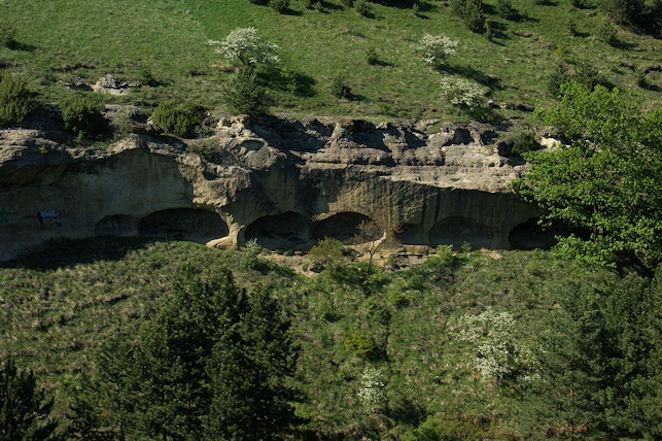 Серые камни Кисловодск