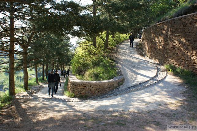 Курортный парк Кисловодска