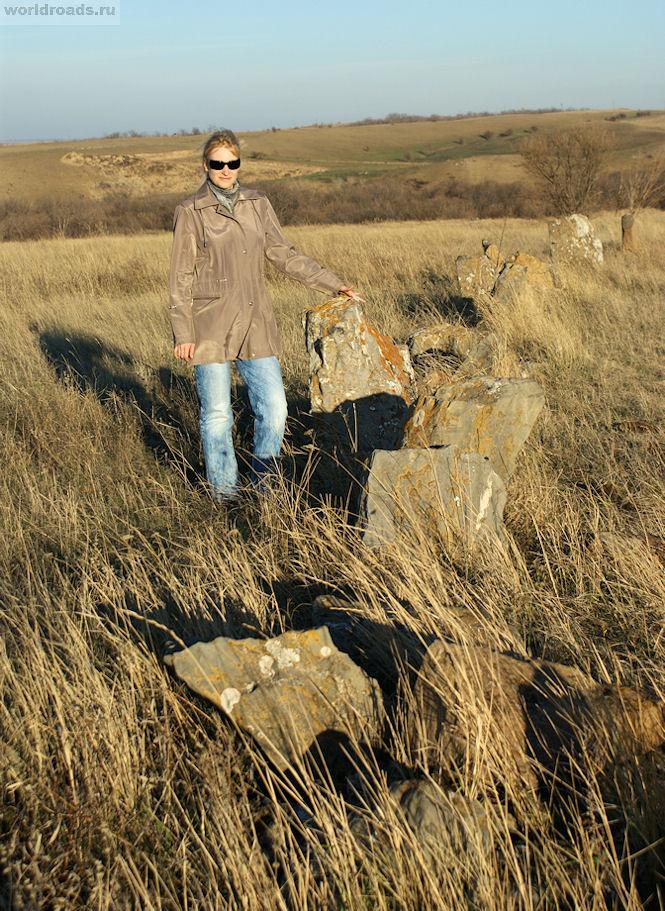 Долина камней Верхний Сазонов