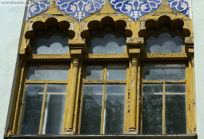 Дворец Эмира Бухарского Железноводск